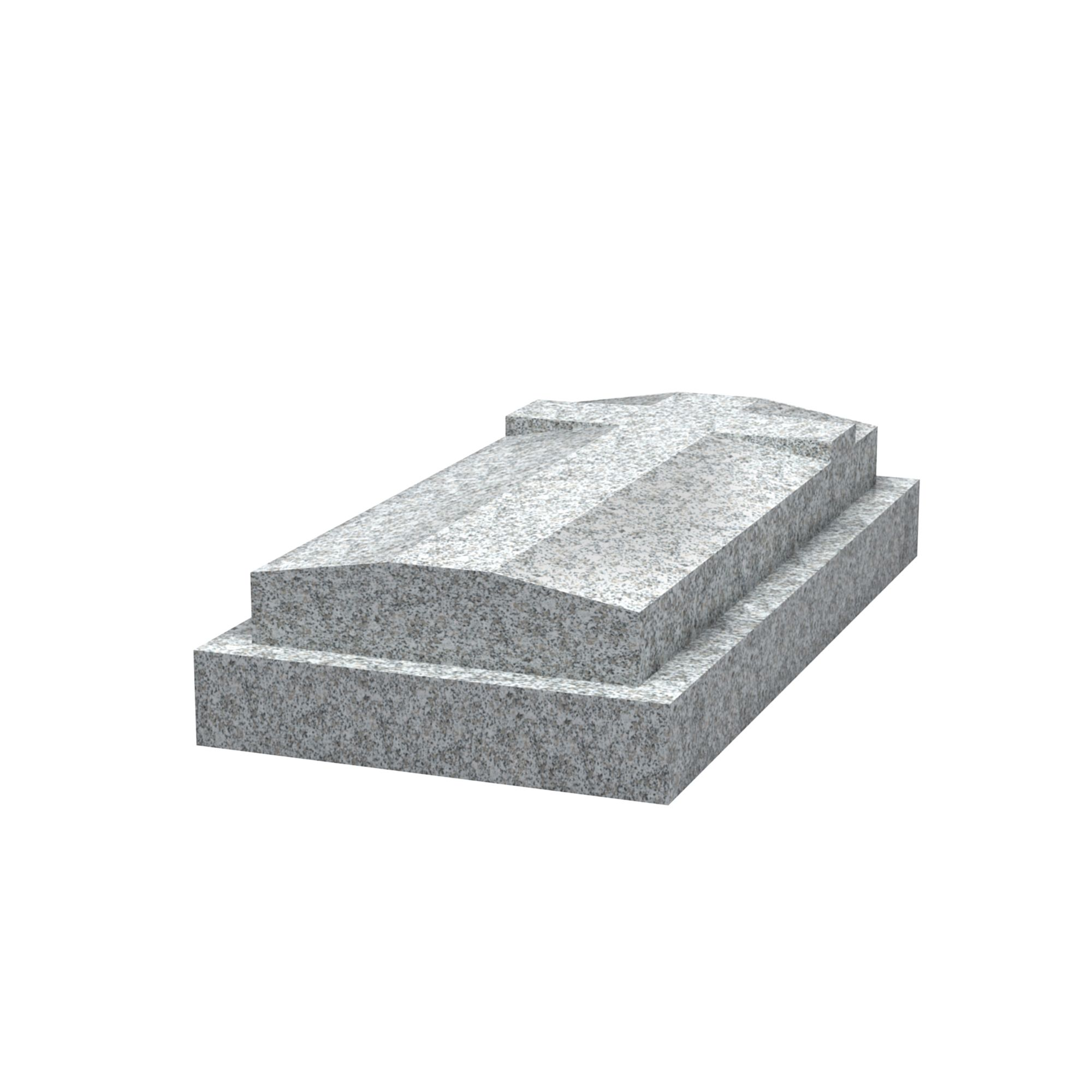 Monuments funéraires plats
