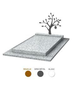 Stèle Sofiga & granit