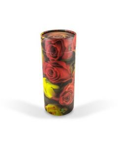 Aero - Urne dispersion tube motif roses