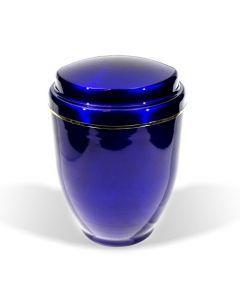 Brila - Urne aluminium bleu