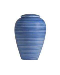 Curvo - Urne soluble bleu azur