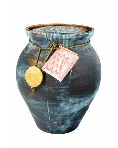 Falba - Urne xentalen bronze