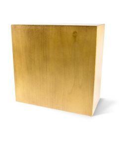 Karhe - Urne en bois de chêne naturel