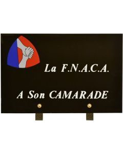 Plaque association F.N.A.C.A