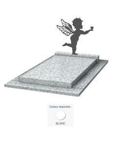 Monument enfant Ange & granit