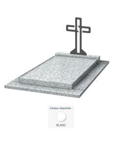 Monument moderne Croix & granit