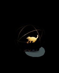 Urne funéraire pour chat
