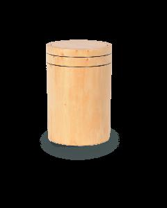 Urne Itila en bois