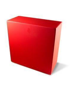 Zenla Rouge - Urne inox unie